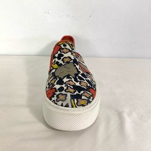 Coach Shoes - Coach Slip-on Loafer Sneakers Cameron Floral W 9.5